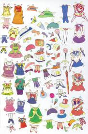 anime wrapping paper 140 best paperdoll anime images on cardcaptor