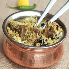 biryani cuisine lucknowi biryani lucknowi mutton biryani recipe by ranveer brar