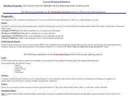 territory plan template 5 30 60 90 day sales plan example
