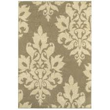 home decorators collection meadow damask neutral 7 ft 10 in x 10
