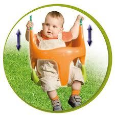 siège bébé pour balançoire smoby siège bébé pour balançoire evolutif achat vente