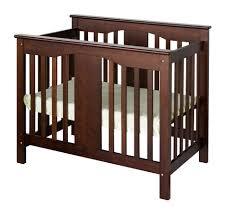 Mini Baby Crib Davinci Annabelle Mini Baby Crib In Espresso M5998q