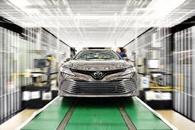 want a truly japanese 2018 toyota camry examine vins closely for