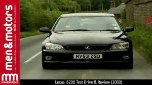 lexus parts cambridge lexus is200 test drive u0026 review 2003 youtube