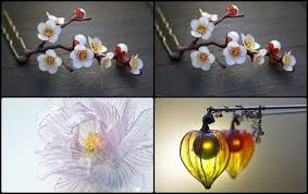 japanese hair ornaments japanese hair accessories kanzashi by sakae fashion faz