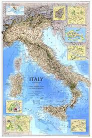 italy map italy map