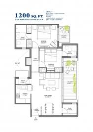 home design plans with photos in indian 1200 sq house plan ideas