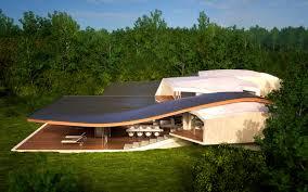 apartments stunning modern and futuristic interior design