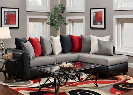 amazon com chelsea home furniture corianne 2 piece sectional
