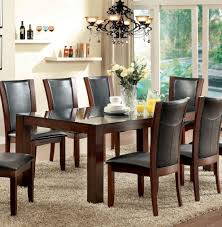 furniture of america cm3062t astoria i cherry dining table