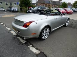 lexus car sales bristol used lexus sc for sale rac cars