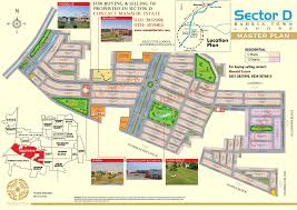 5 marla corner plot in bahria town sector d aa block lahore for sale
