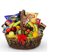snack basket name your price fruit snack basket 120 shown in chatham on