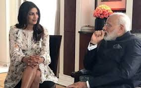 modi dress priyanka chopra finally breaks silence on pm narendra modi and