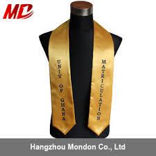 custom graduation stoles china 12 color for custom graduation stoles china wholesale