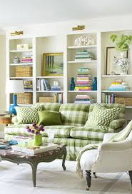 Yellow Living Rooms Decorating With Green 43 Ideas For Green Rooms And Home Decor