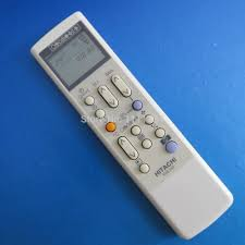 aliexpress com buy new ac remote control for hitachi air