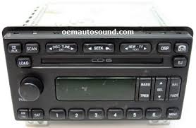 factory radio 2006 ford expedition 6l1t 18c815 bc