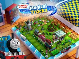 thomas u0026 friends magic tracks app store