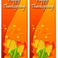 thanksgiving corn bookmarks