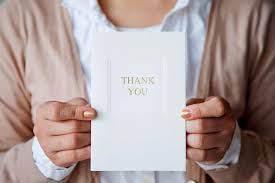 Thank You Letter After Interview Project Manager Informational Interview Thank You Letter Example And Tips