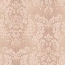 white gold damask wallpaper bellacor