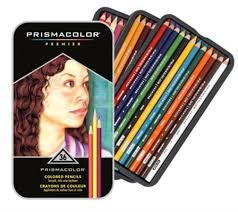 prismacolor pencils prismacolor colored pencils 36 pack tin
