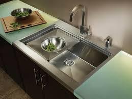 Square Kitchen Sinks Modern Stainless Steel Kitchen Sink Design Fhballoon