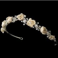 headband online beautiful silver chagne headband dh032 82 00 bridal