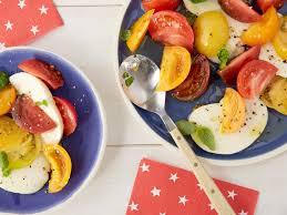 ina garten tomato tomato mozzarella and basil salad recipe tomato mozzarella