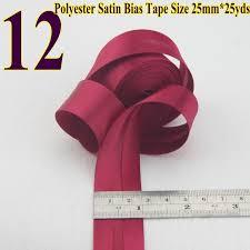 satin bias online shop free shipping polyester satin bias binding bias
