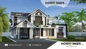 Luxury Home Design Kerala Luxury 4 Bedroom Modern Kerala Home Design In 3070 Sqft