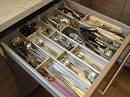 kitchen utensil storage ideas kitchen cabinet in drawer utensil organizer blue ceramic utensil