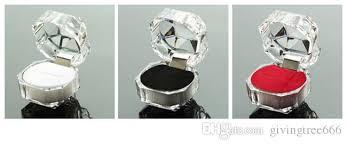 jewellery box rings images Epackfree rings box jewelry clear acrylic jewellery boxes wedding jpg