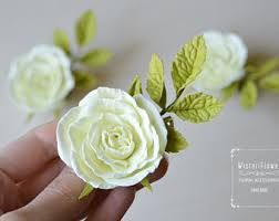 Flower Clips For Hair - wedding hair accessories etsy