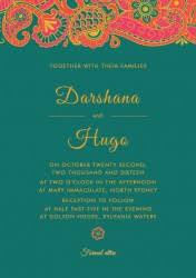 Wedding Invitations India Indian Wedding Invitations Indian Wedding Cards By Dreamday