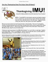 thanksgiving turkey names east coast travelers waimea middle
