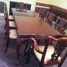Best  Pc Stanley Dining Room Set Stoneleigh For Sale In - Stanley dining room furniture