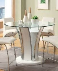 Counter Height Dining Room Furniture Counter Height Round Dining Table Foter