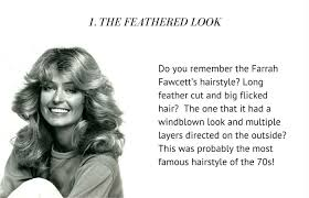 feather hair cuts from the 70 s do you fancy 70s hairstyles groove is in the heart to hair