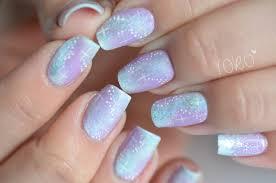 Meme Nail Art - nail art pastel todayus wnac theme was pastel frloral so i went