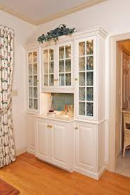 Kitchen Builtin China Cabinet China Cabinets China And Kitchens - Built in cabinets for kitchen