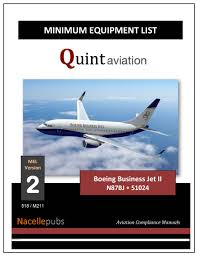 part 125 general operations manual gom for large aircraft ops