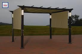 pergola steel pergola with canopy engrossing outdoor pergola