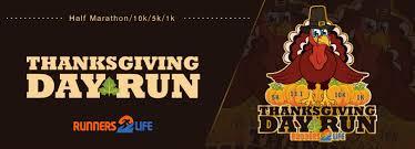 thanksgiving calorie calculator thanksgiving day run half marathon 10k 5k 1k virtual race u0026 extra