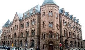 bureau de poste metz poste principale metz 1911 structurae