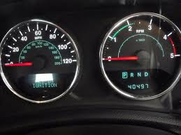 jeep wrangler speedometer 2013 jeep wrangler crd overland unlimited 24 994