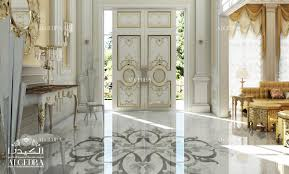 Villa Decoration by Tips To Decorate Your Villa Entrance Luxuriously
