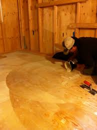 How To Scribe Laminate Flooring The Art Of Installing Marmoleum Naj Haus