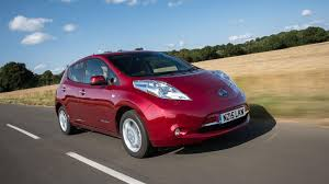 nissan hatchback nissan leaf 30kwh tekna 2016 review by car magazine